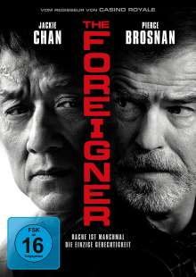 The Foreigner, DVD