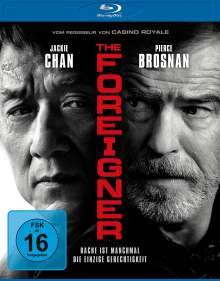 The Foreigner (Blu-ray), Blu-ray Disc