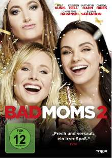 Bad Moms 2, DVD