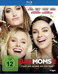 Bad Moms 2 (Blu-ray), Blu-ray Disc