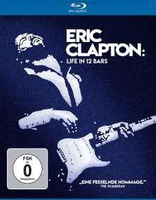 Eric Clapton - Life in 12 Bars (OmU) (Blu-ray), Blu-ray Disc