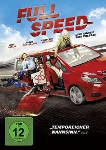 Full Speed, DVD