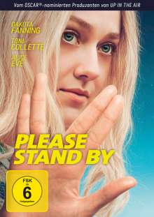 Please stand by, DVD