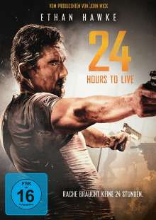 24 Hours to Live, DVD