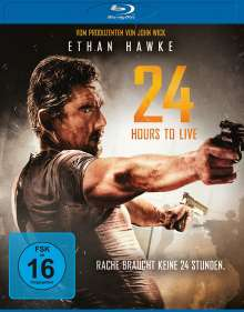 24 Hours to Live (Blu-ray), Blu-ray Disc