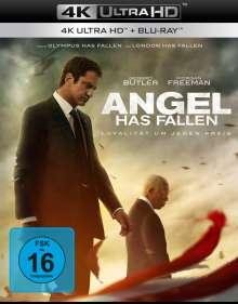 Angel Has Fallen (Ultra HD Blu-ray & Blu-ray), 1 Ultra HD Blu-ray und 1 Blu-ray Disc