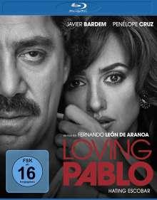 Loving Pablo (Blu-ray), Blu-ray Disc