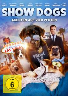 Show Dogs, DVD