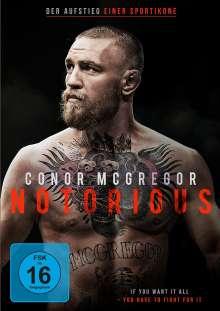 Conor McGregor: Notorious (OmU), DVD