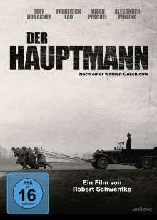 Der Hauptmann, DVD