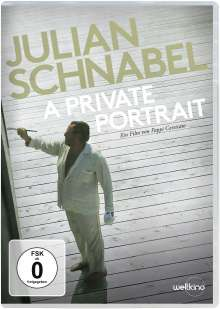Julian Schnabel - A Private Portrait (OmU), DVD