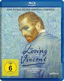 Loving Vincent (Blu-ray), Blu-ray Disc