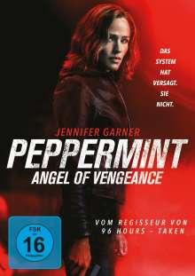 Peppermint, DVD