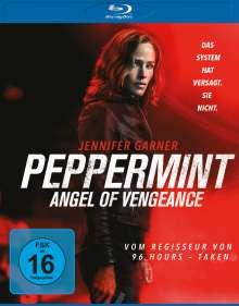Peppermint (Blu-ray), Blu-ray Disc