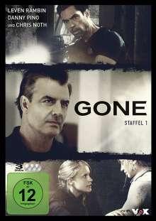 Gone Staffel 1, 3 DVDs
