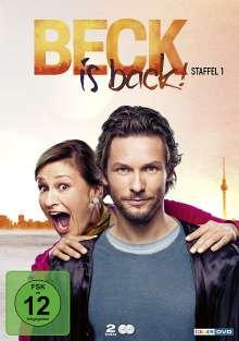 Beck is back Staffel 1, 2 DVDs