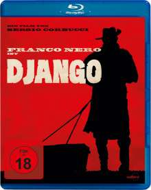 Django (1966) (Blu-ray), Blu-ray Disc