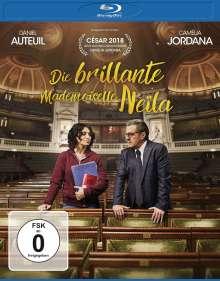 Die brillante Mademoiselle Neïla (Blu-ray), Blu-ray Disc