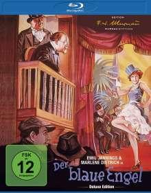 Der blaue Engel (Blu-ray), Blu-ray Disc