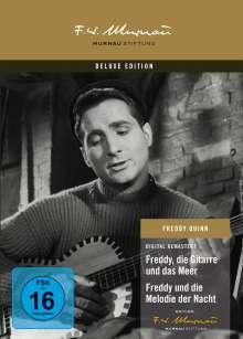 Freddy Quinn Edition, 2 DVDs