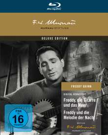 Freddy Quinn Edition (Blu-ray), 2 Blu-ray Discs