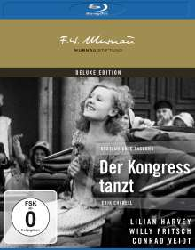 Der Kongress tanzt (1931) (Blu-ray), Blu-ray Disc