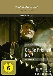 Große Freiheit Nr. 7, DVD