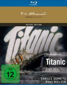 Titanic (1943) (Blu-ray), Blu-ray Disc