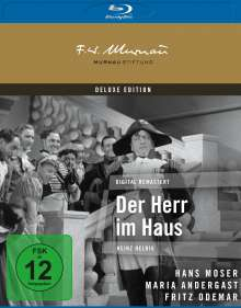 Der Herr im Haus (Blu-ray), Blu-ray Disc