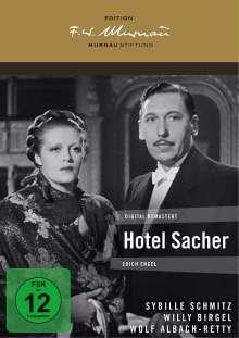 Hotel Sacher, DVD