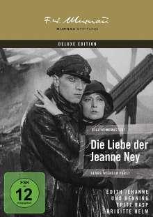 Die Liebe der Jeanne Ney, DVD