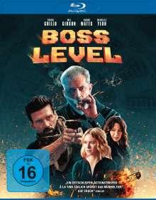 Boss Level (Blu-ray), Blu-ray Disc