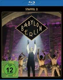 Babylon Berlin Staffel 2 (Blu-ray), 2 Blu-ray Discs