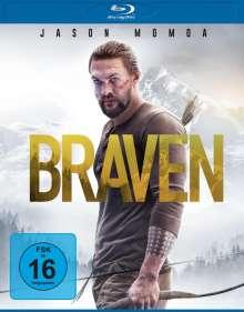 Braven (Blu-ray), Blu-ray Disc