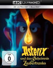 Asterix und das Geheimnis des Zaubertranks (Ultra HD Blu-ray & Blu-ray), 1 Ultra HD Blu-ray und 1 Blu-ray Disc