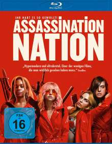 Assassination Nation (Blu-ray), Blu-ray Disc