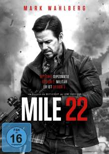 Mile 22, DVD