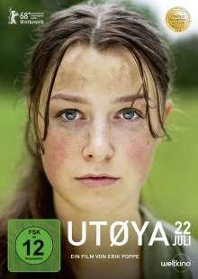 Utøya, DVD