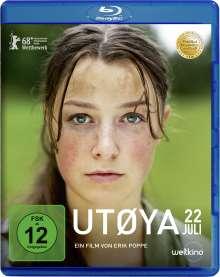 Utøya (Blu-ray), Blu-ray Disc