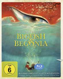 Big Fish & Begonia (Collector's Edition) (Blu-ray), Blu-ray Disc