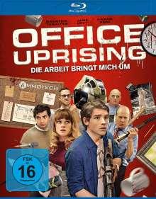 Office Uprising (Blu-ray), Blu-ray Disc