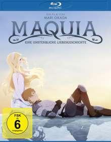 Maquia - Eine unsterbliche Liebesgeschichte (Blu-ray), Blu-ray Disc