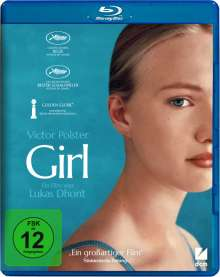 Girl (Blu-ray), Blu-ray Disc
