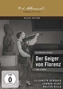Der Geiger von Florenz, DVD