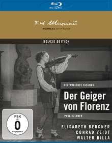 Der Geiger von Florenz (Blu-ray), Blu-ray Disc