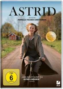 Astrid, DVD