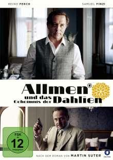 Allmen und das Geheimnis der Dahlien, DVD