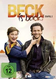 Beck is back Staffel 2, 2 DVDs