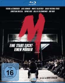 M - Eine Stadt sucht einen Mörder (TV-Serie) (Blu-ray), 2 Blu-ray Discs