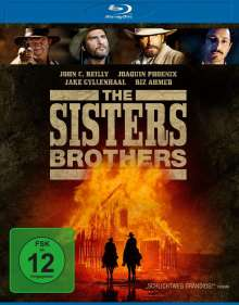 The Sisters Brothers (Blu-ray), Blu-ray Disc